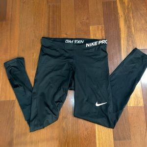 {NIKE} combat leggings